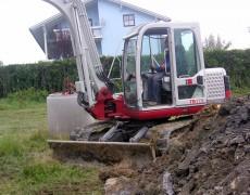 Erweiterung Kanalarbeiten 2010